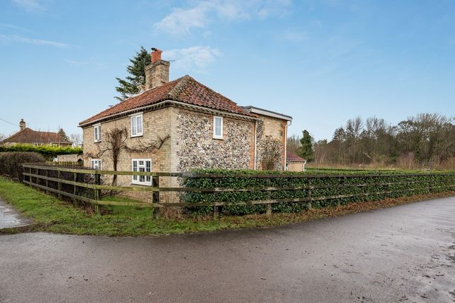 Thumbnail Cottage for sale in Thetford Road, Riddlesworth, Diss