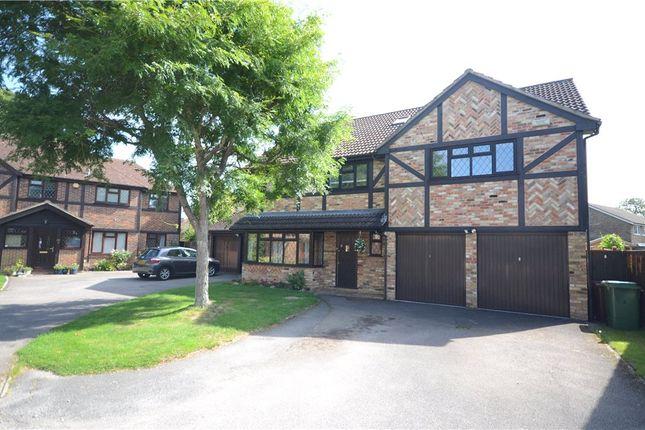 Thumbnail Detached house for sale in Fennel Close, Farnborough, Hampshire