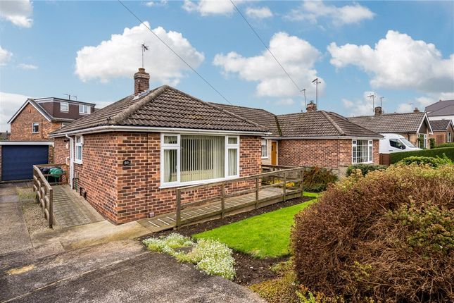 Semi-detached bungalow for sale in Stockwell Lane, Knaresborough, North Yorkshire