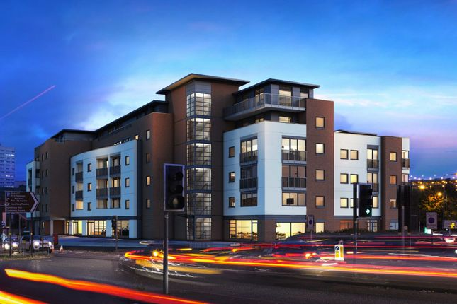 Thumbnail Flat for sale in The Quadrant, Summer Hill Street, Birmingham