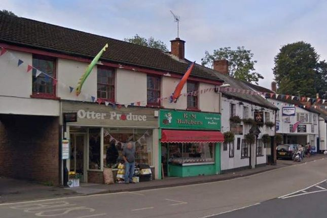 Retail premises for sale in Ottery St Mary, Devon