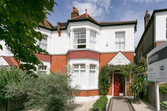 Thumbnail Flat to rent in Eynella Road, London
