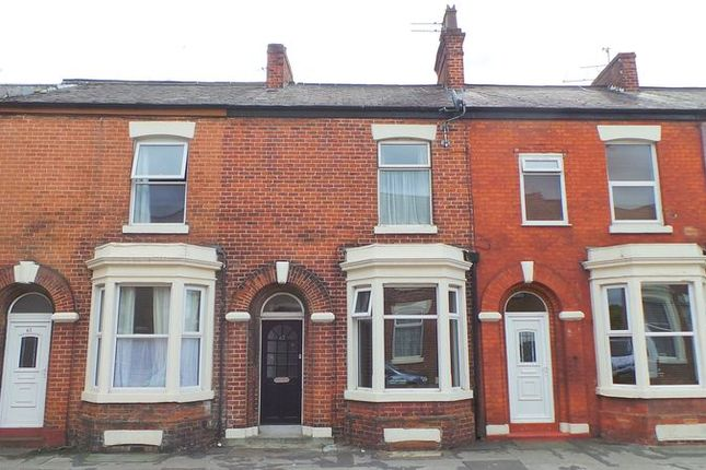 Thumbnail 2 bed terraced house for sale in Waterloo Road, Ashton-On-Ribble, Preston