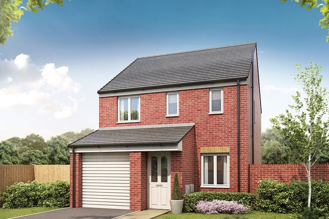 """3 bed detached house for sale in """"The Rufford"""" at Crosland Road, Oakes, Huddersfield HD3"""