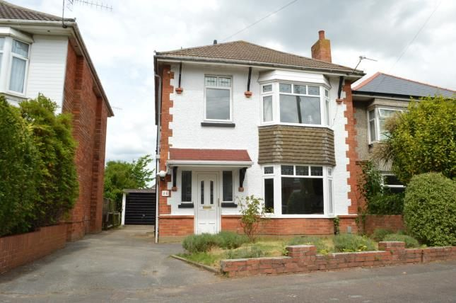 Thumbnail Detached house for sale in Moordown, Bournemouth, Dorset