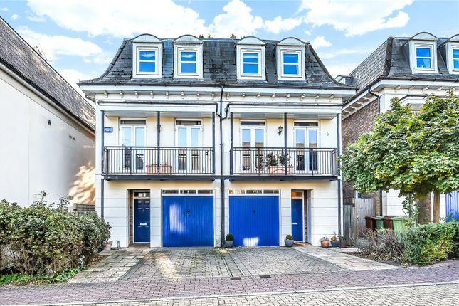 4 bed semi-detached house to rent in Exchange Mews, Culverden Park Road, Tunbridge Wells, Kent TN4