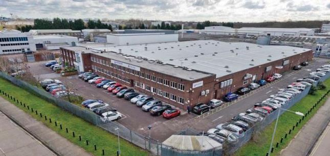 Thumbnail Industrial to let in Unit, Sovereign House, Miles Gray Road, Basildon