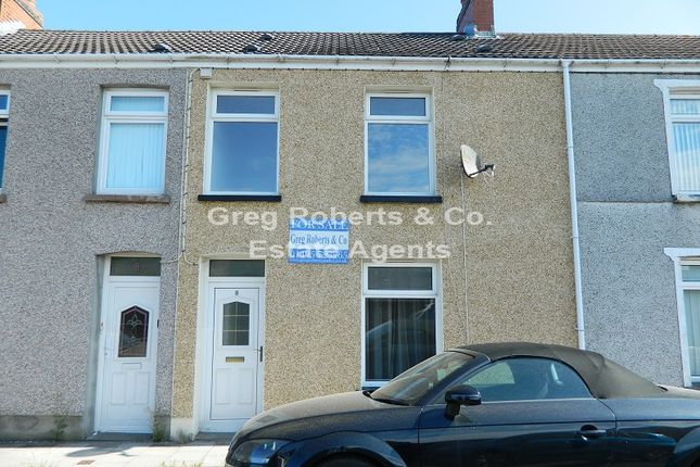 Thumbnail Terraced house for sale in Glyn Street, Abertysswg, Caerphilly County.
