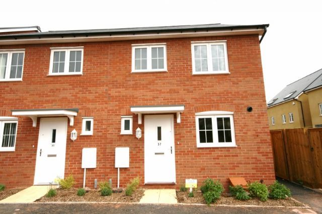 Thumbnail Semi-detached house to rent in Hawkins Road, Exeter