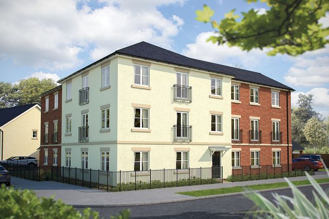 "2 bed flat for sale in ""The Ermin"" at Cleveland Drive, Brockworth, Gloucester"