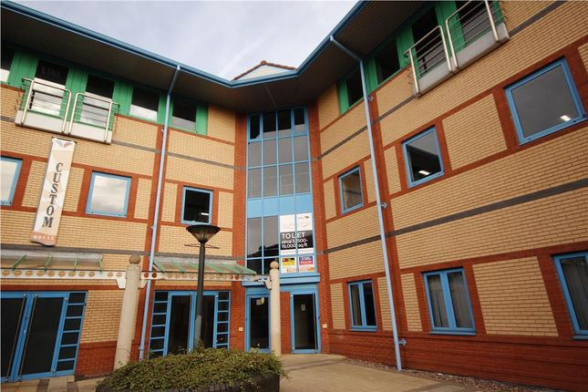 Thumbnail Office to let in Ground Floor, Custom House, The Waterfront Business Park, Dudley Road, Brierley Hill