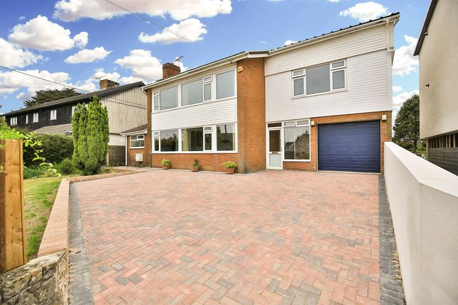 Thumbnail Detached house for sale in Windmill Lane, Llantwit Major