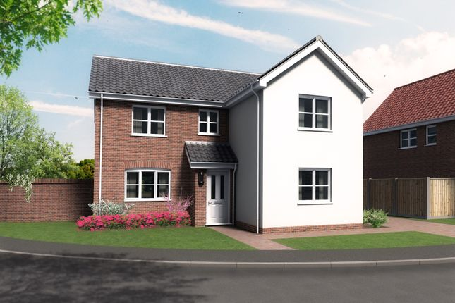Thumbnail Detached house for sale in Plot 19, Barn Owl Close, Reedham