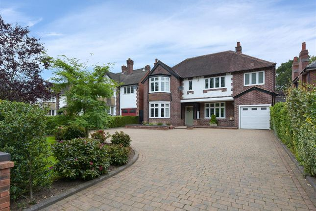 Thumbnail Detached house for sale in Streetly Lane, Sutton Coldfield