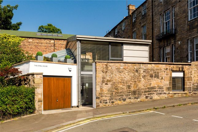 Thumbnail Detached house for sale in The Steel House, 3 Hart Street, New Town, Edinburgh