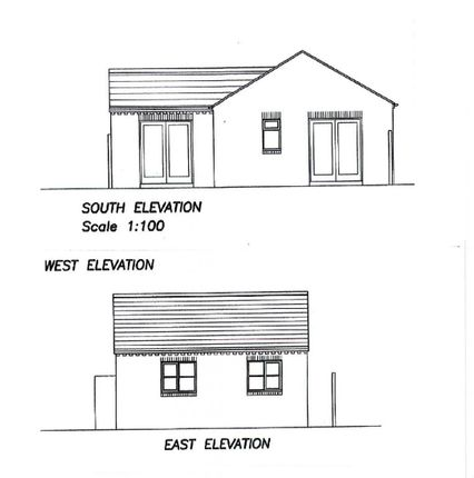 Detached bungalow for sale in Central Avenue, Easingwold, York, York