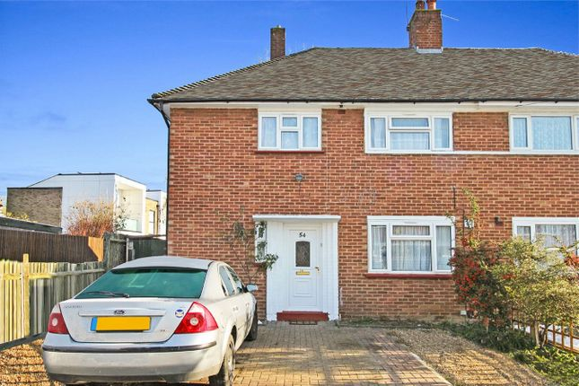 3 bed semi-detached house for sale in Masefield Avenue, Stanmore, Greater London