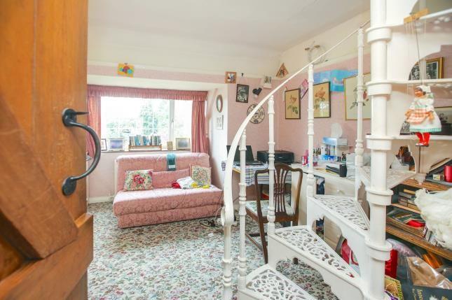 Bedroom Three of Castle Hill, Prestbury, Macclesfield, Cheshire SK10