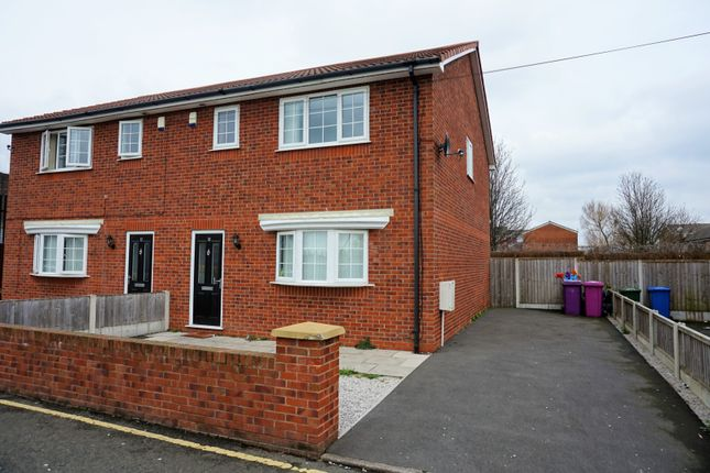 Thumbnail Semi-detached house for sale in St. Albans, Liverpool