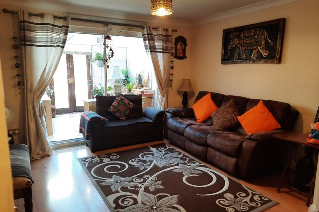 Thumbnail Town house to rent in Peacock Close, Becontree, Dagenham