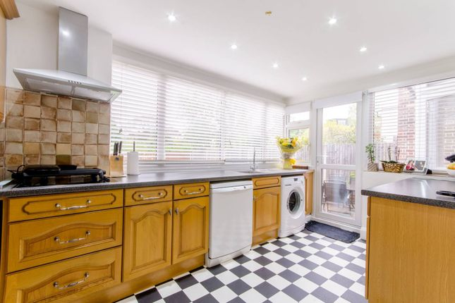 Thumbnail Semi-detached house for sale in Belmont Avenue, Cockfosters
