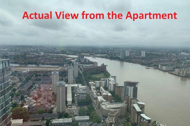 Thumbnail Flat for sale in Landmark Pinnacle, 10 Marsh Wall, Canary Wharf