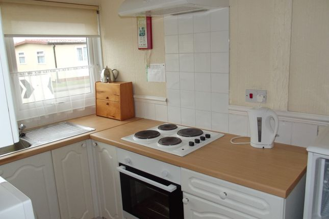 Kitchen of Sixth Avenue, South Shore Holiday Village, Bridlington YO15