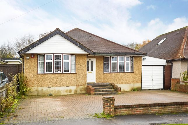 Thumbnail Bungalow to rent in Highfield Drive, Ewell, Epsom