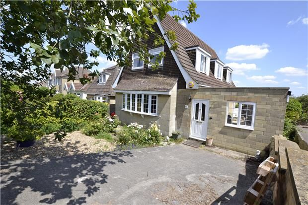 Thumbnail Detached house for sale in Mount Road, Southdown, Bath, Somerset