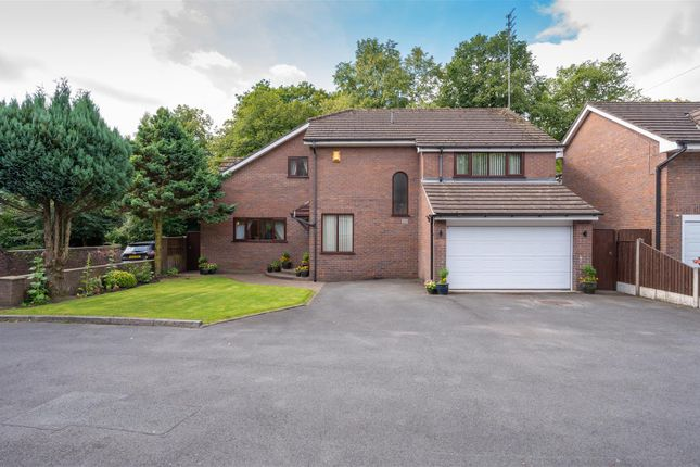 Thumbnail Detached house for sale in Malt House Court, Windle, St. Helens