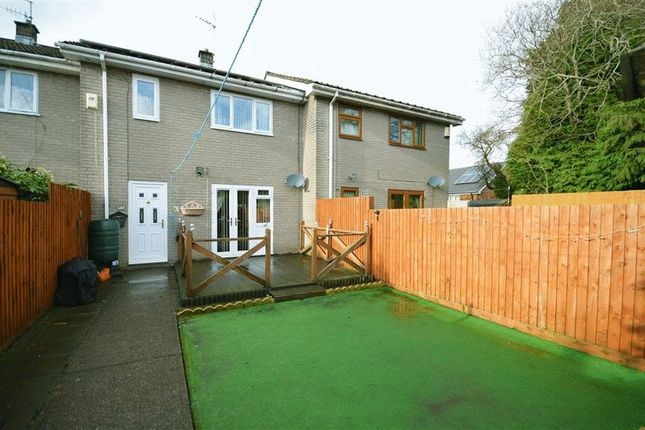 Thumbnail Terraced house for sale in Waterloo Place, Talywain, Pontypool