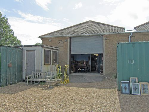 Thumbnail Warehouse for sale in 371, Bexhill Road, St Leonards-On-Sea