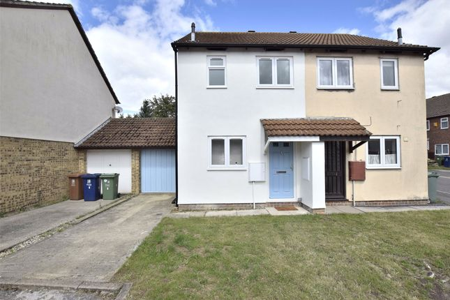Thumbnail Semi-detached house for sale in Broadfields, Littlemore, Oxford