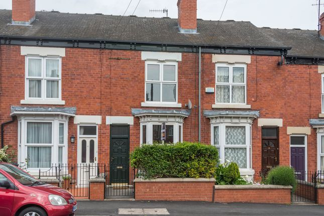 Thumbnail Terraced house for sale in Alcester Road, Sheffield