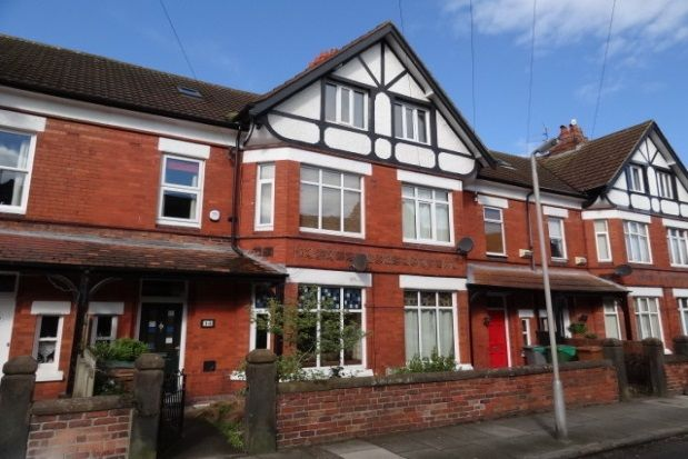 Thumbnail Terraced house to rent in Brookfield Road, West Kirby, Wirral