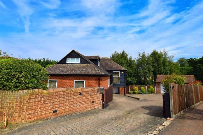 Thumbnail Detached house for sale in Epping Road, Broadley Common, Essex