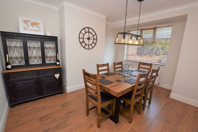 Dining Room of Swaledale Gardens, High Heaton, Newcastle Upon Tyne NE7