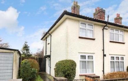 Thumbnail Property to rent in De Hague Road, Norwich