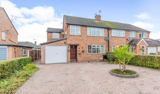 3 bed semi-detached house for sale in Pavement Lane, Mobberley, Knutsford, Cheshire WA16