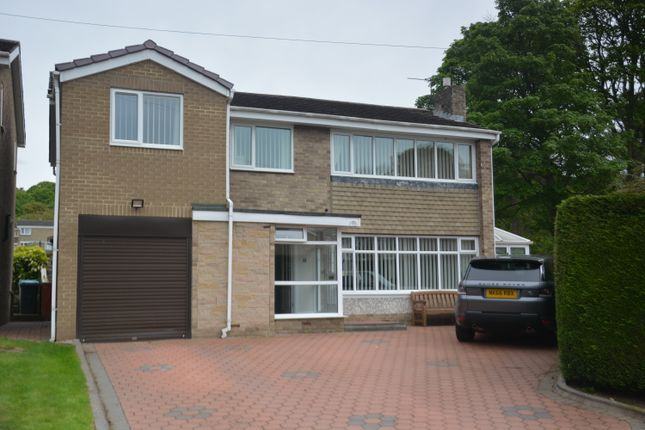Thumbnail Detached house for sale in Deanery View, Lanchester