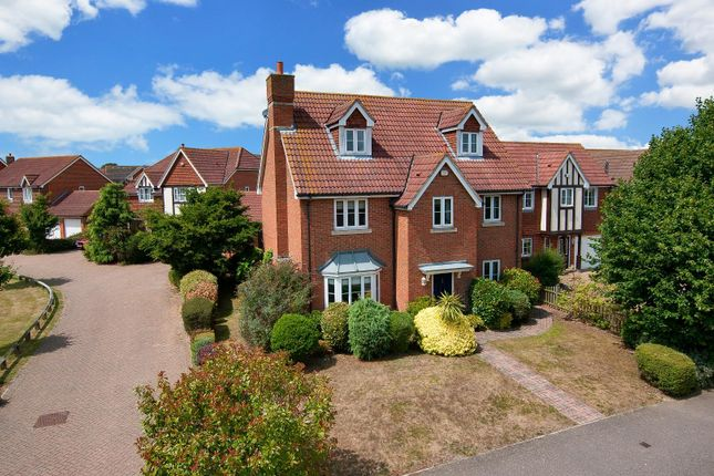 Thumbnail Detached house for sale in Flamingo Drive, Herne Bay