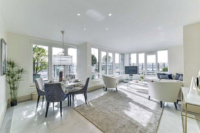 Thumbnail Flat for sale in Warren House, Beckford Close, West Kensington, London
