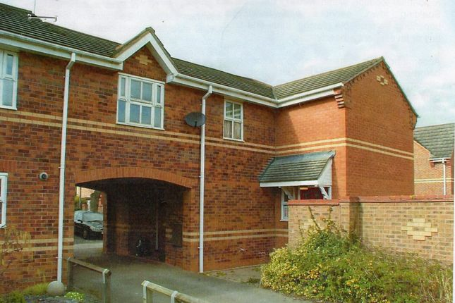 Thumbnail Flat to rent in Jubilee Close, Spalding