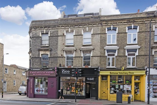 Thumbnail Terraced house for sale in Battersea Park Road, London
