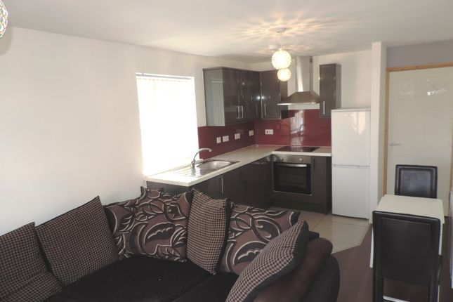 Thumbnail Flat to rent in Flat 1 Whitchurch Road, Heath