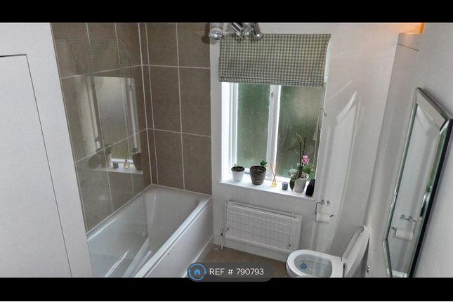 Master Bathroom of Top Floor, London W14