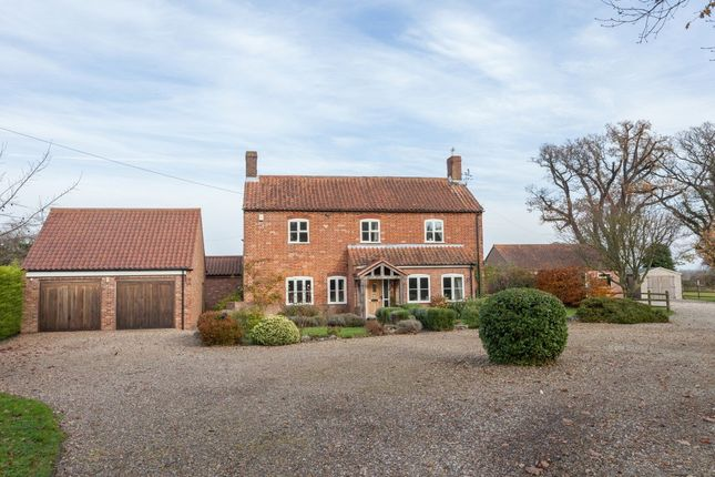 Thumbnail Detached house for sale in The Green, Witton, Norwich