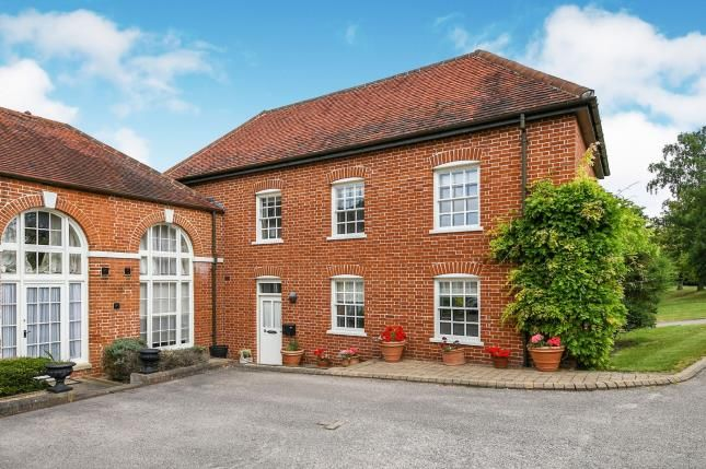 Thumbnail Link-detached house for sale in Theydon Mount, Epping, Essex