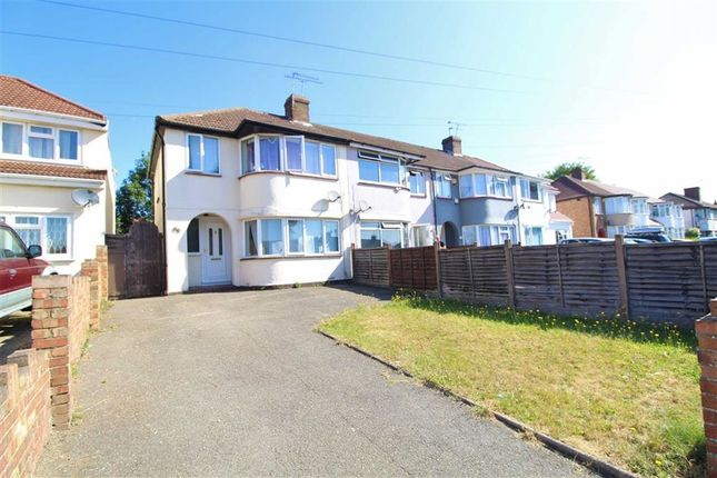 Thumbnail Semi-detached house to rent in Cumberland Avenue, Slough, Berkshire