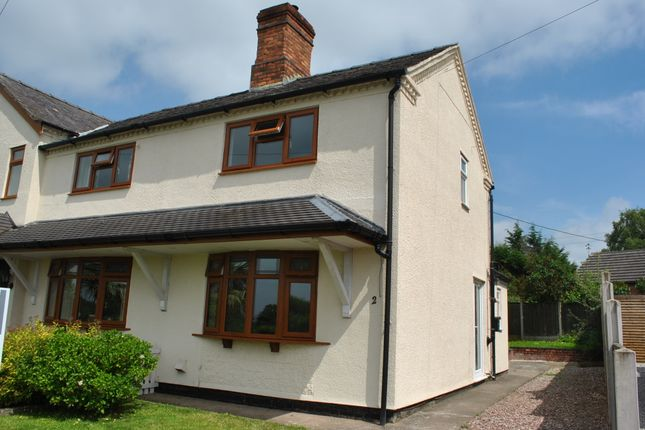 Thumbnail Cottage to rent in Platt Lane, Whixall, Whitchurch, Shropshire
